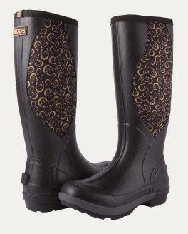 Noble muck boots - horseshoe